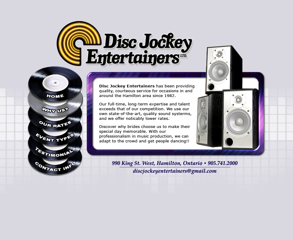 Disc Jockey Entertainers - Why Chose Us